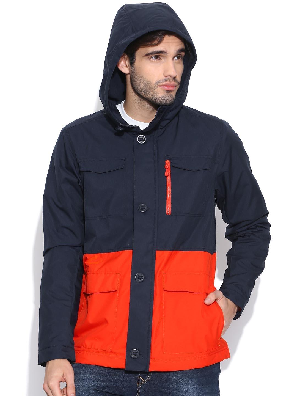 Adidas neo jacke orange