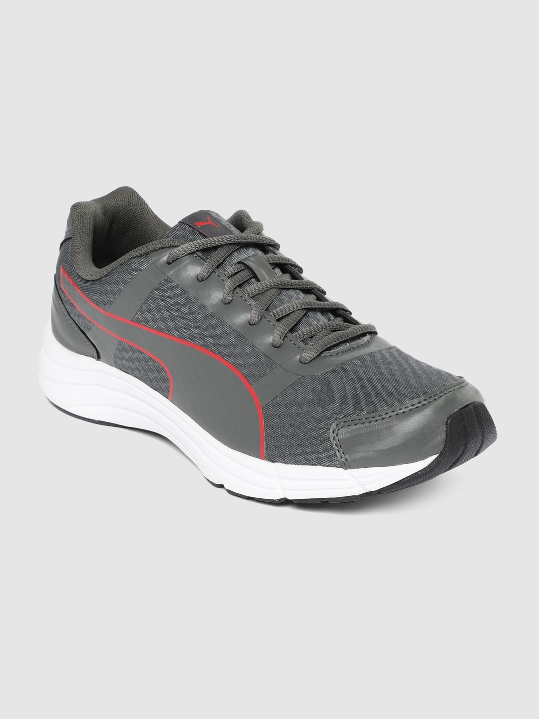 Puma Men Grey Neutron IDP Running Shoes