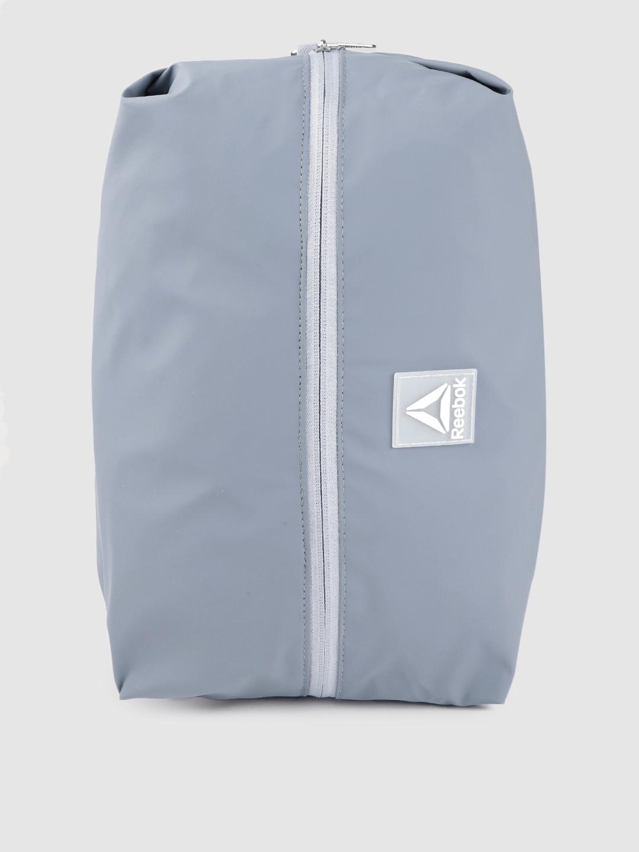 Reebok Women Blue Solid Studio Imagiro Backpack