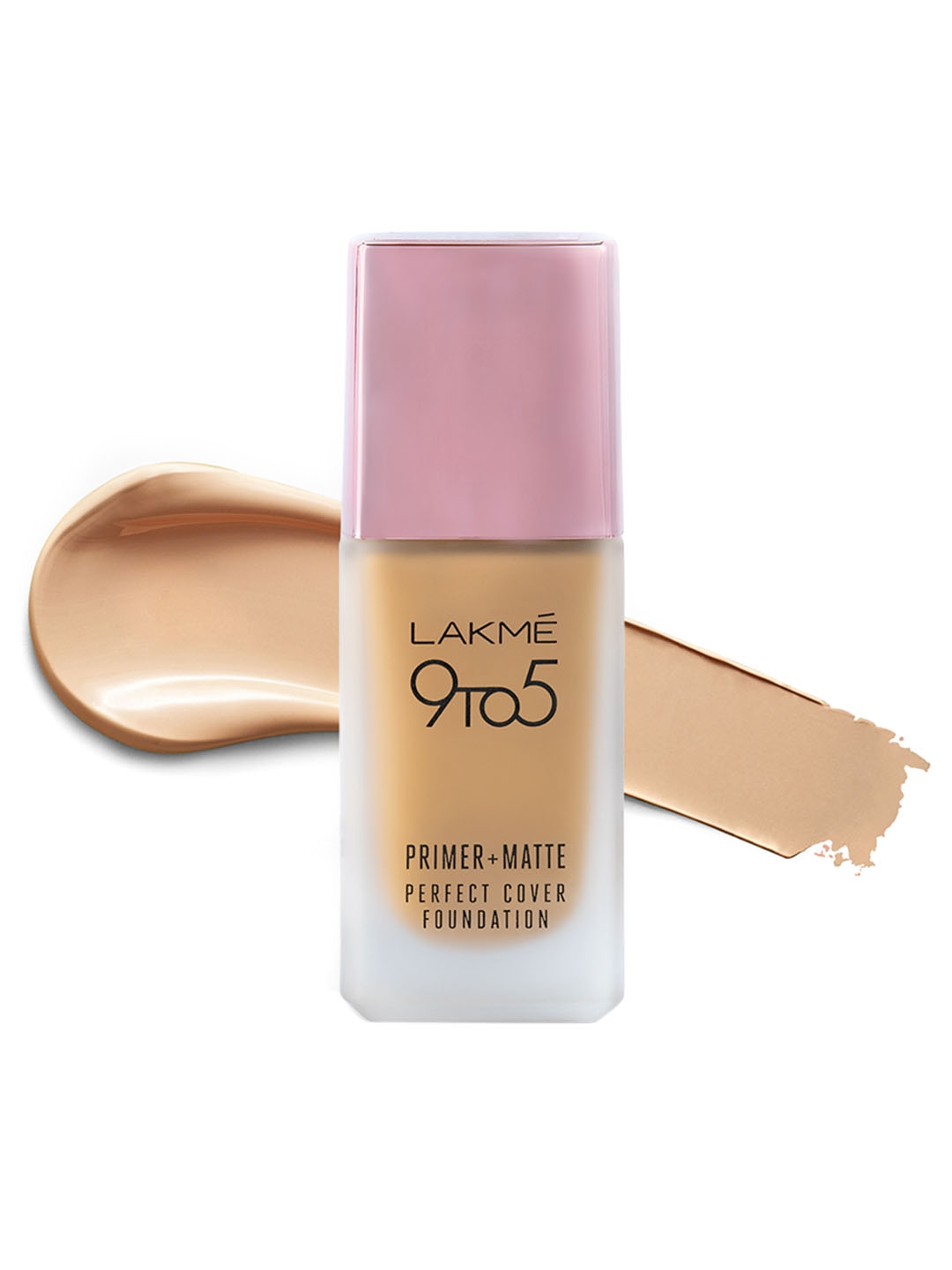 Lakme 9 To5 Primer And Matte Perfect Cover Foundation   Warm Creme W120 25 ml