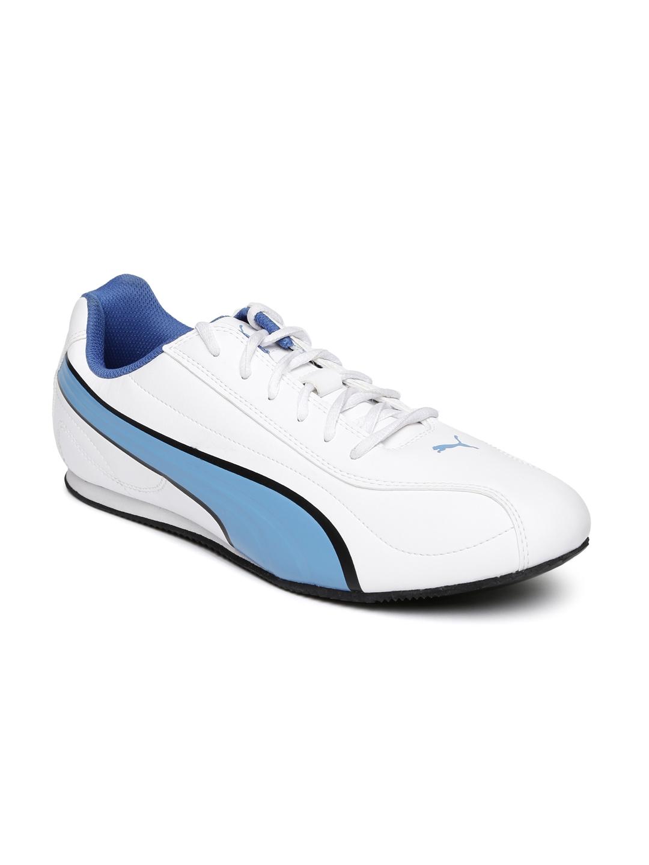 Buy Puma Men White Wirko XC 3 DP