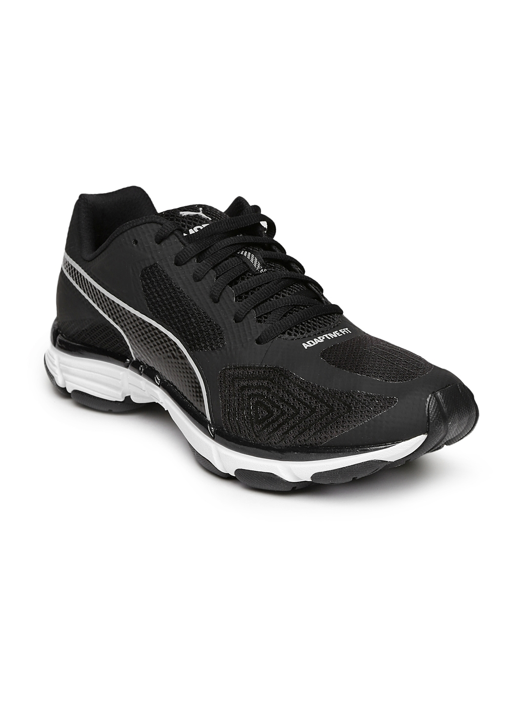 Buy PUMA Men Black Mobium Ride V2 Running Shoes - Sports Shoes for ... c86a9b47a