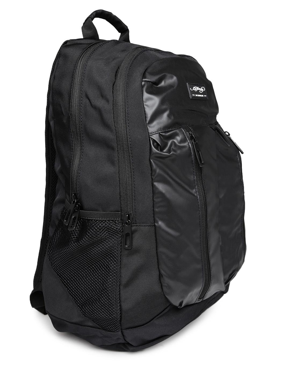 Buy Ed Hardy Unisex Black Waterproof Backpack - Backpacks for Unisex ... 06e654dc6ac94