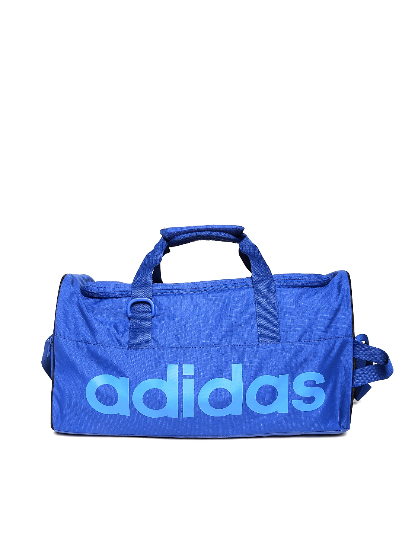 0f41eb044d89 Buy adidas blue duffle bag   OFF65% Discounted