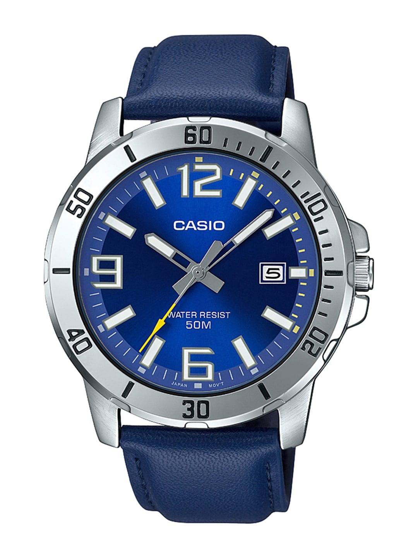 Casio Enticer Men Blue Analogue watch A1737 MTP VD01L 2BVUDF