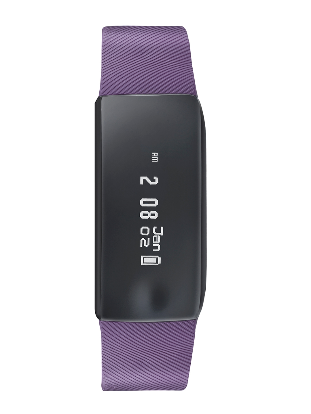 Fastrack Unisex Beat Purple Fitness Band SWD90066PP02