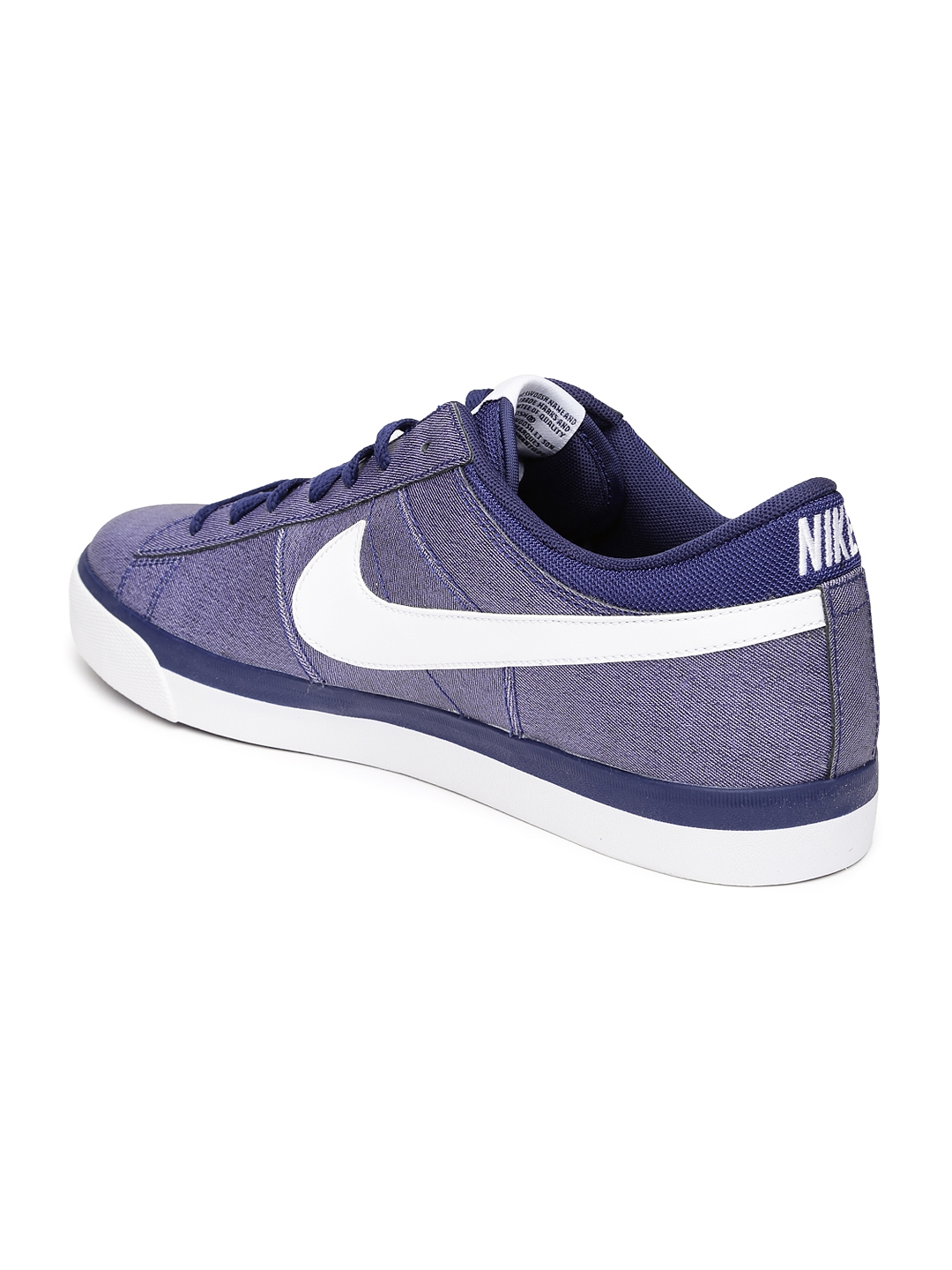 5582b49f77d5 Buy Nike Men Blue Leather Match Supreme Casual Shoes - Casual Shoes ...