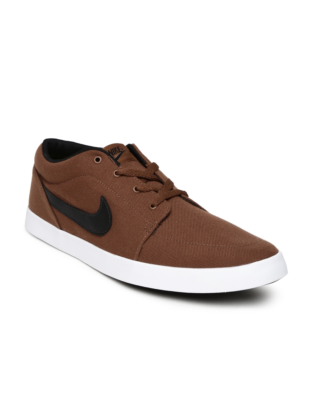 07c5da80c1de Buy Nike Men Brown Voleio Casual Shoes - Casual Shoes for Men ...