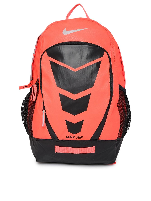 Nike Unisex Red & Black Max Air Vapor Backpack