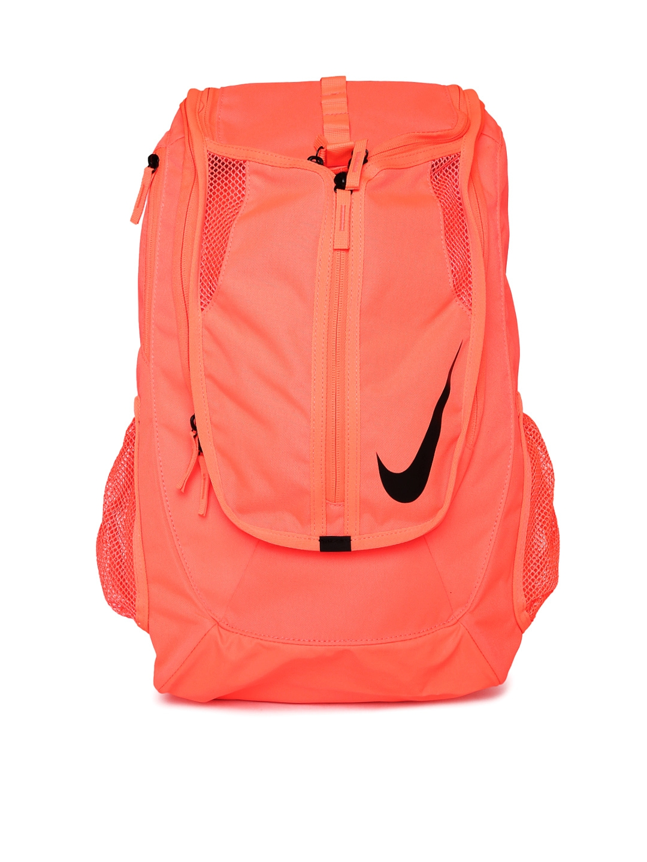 nike bags orange