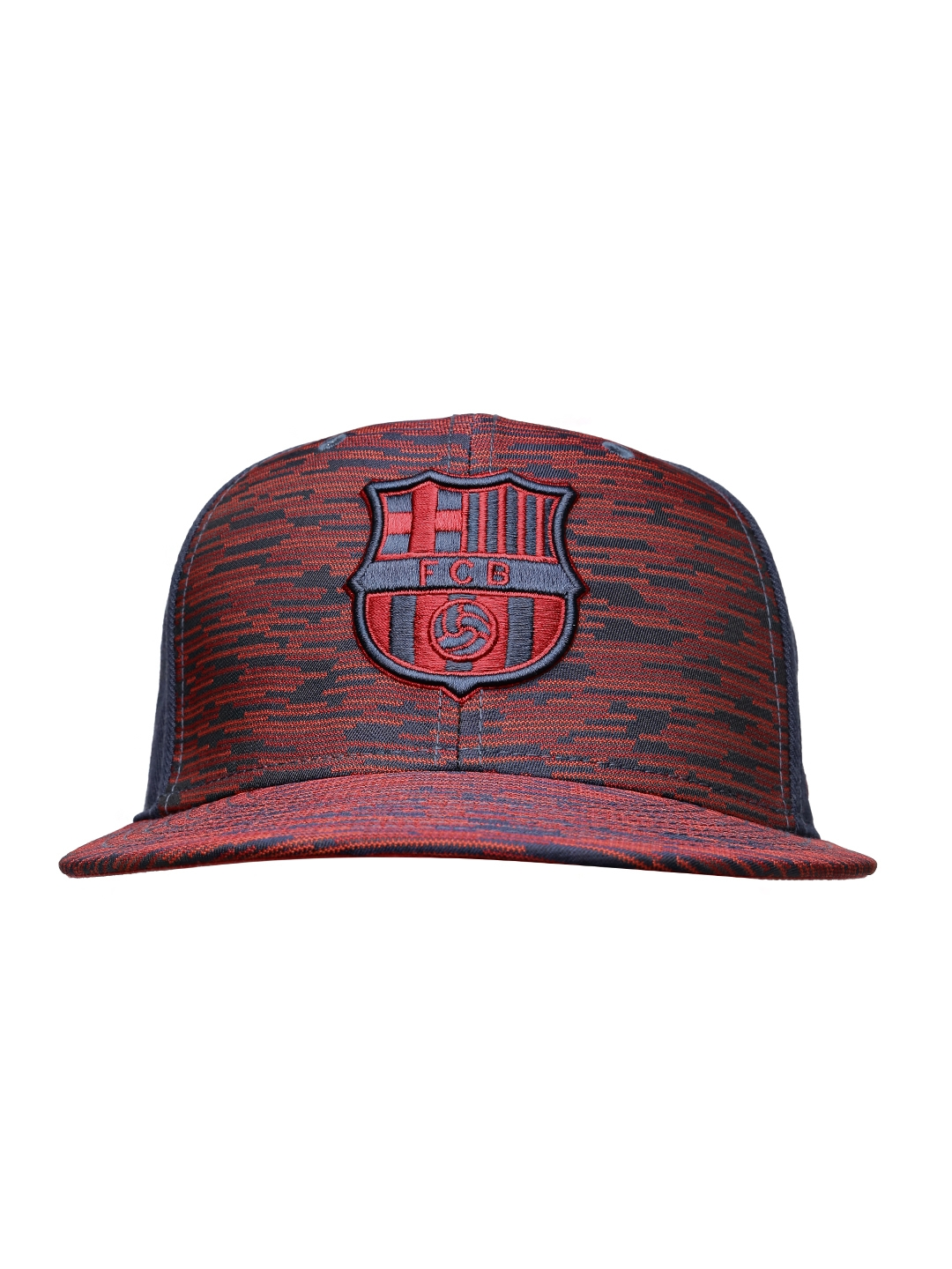 Buy Nike Unisex Navy   Red FCB Cap - Caps for Unisex 1110525  51a2219b2bc