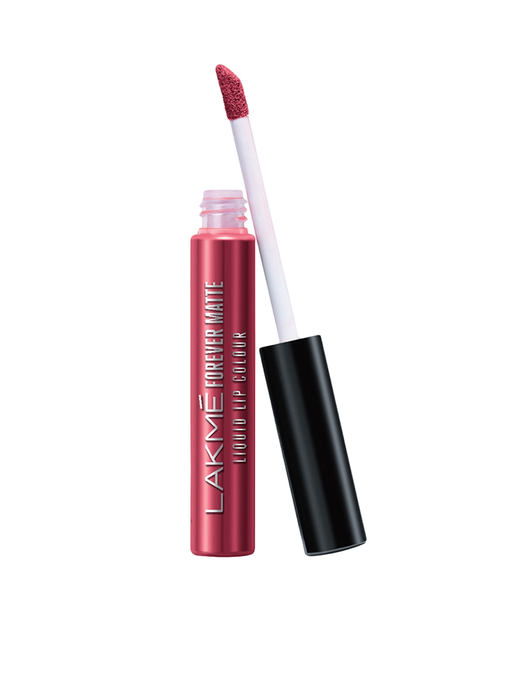 Lakme Forever Matte Liquid Lip Color   Pink Glam 5.6 ml