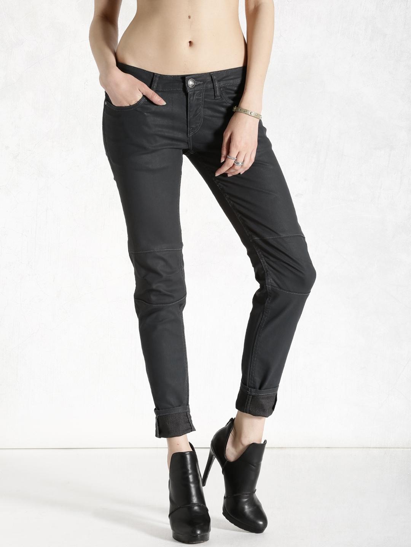 Buy RDSTR Dark Grey Super Skinny Fit Jeans - Jeans for Women 1117586 ... 566a2520a