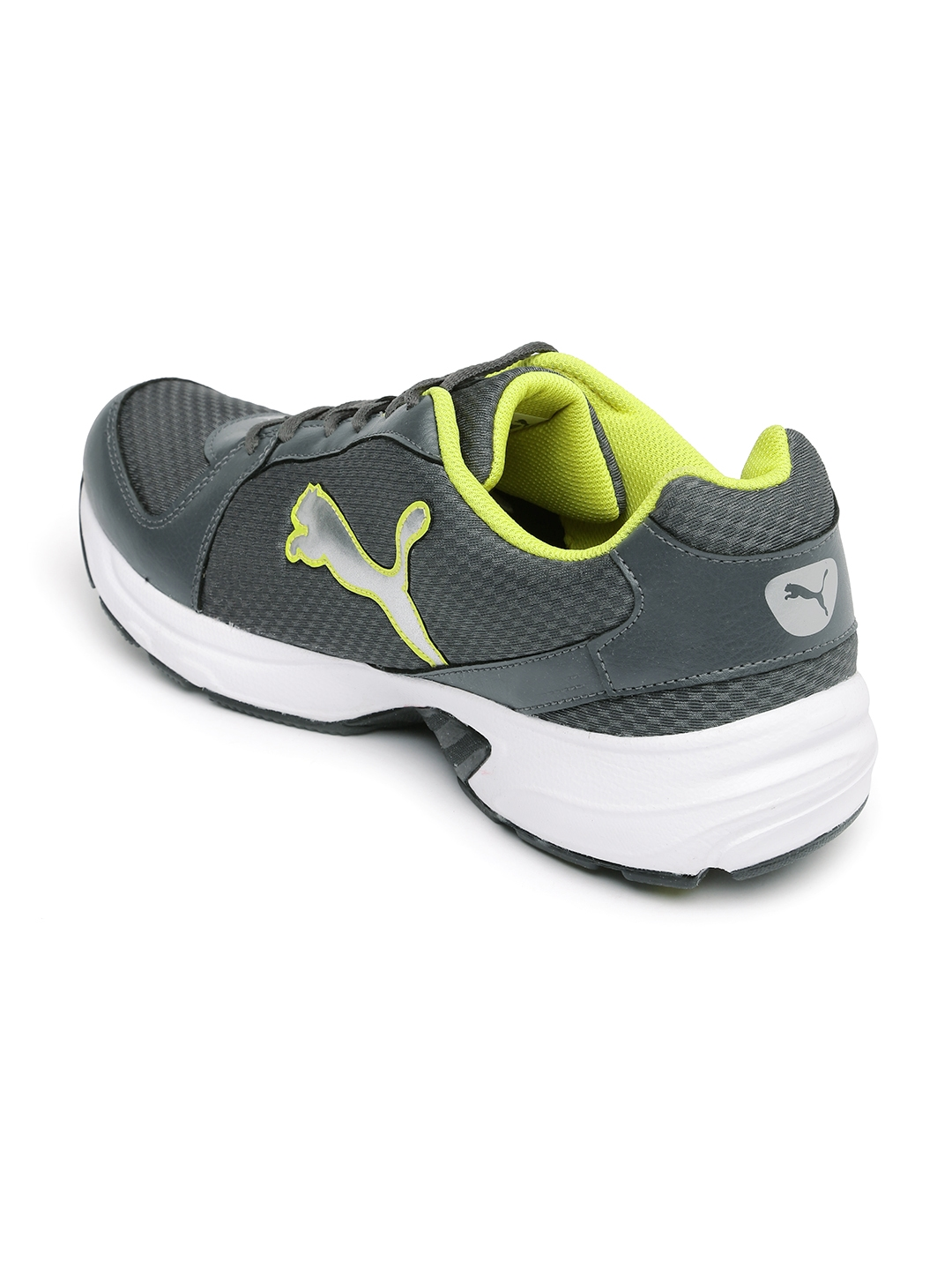 cdc93498c076da Buy PUMA Unisex Grey Bolster DP Running Shoes - Sports Shoes for Unisex  1125005