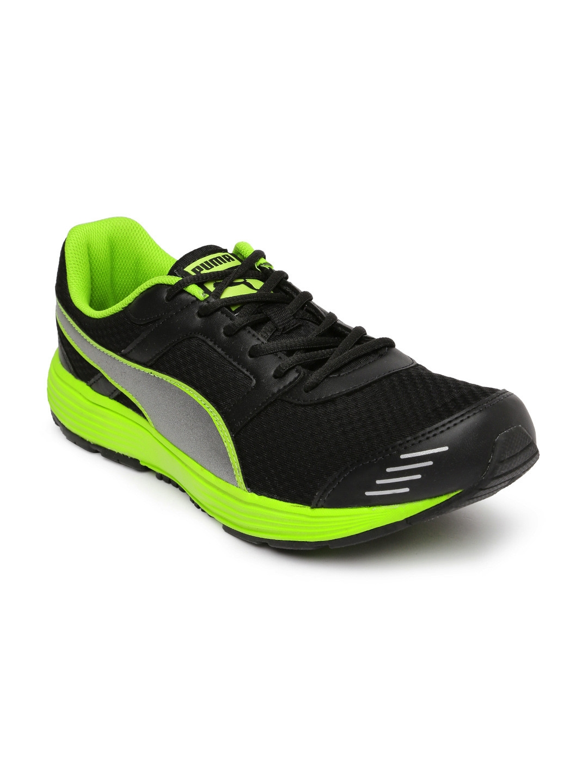 f66e82917ff4 Buy Puma Men Black Harbour Fashion DP Running Shoes - Casual Shoes ...