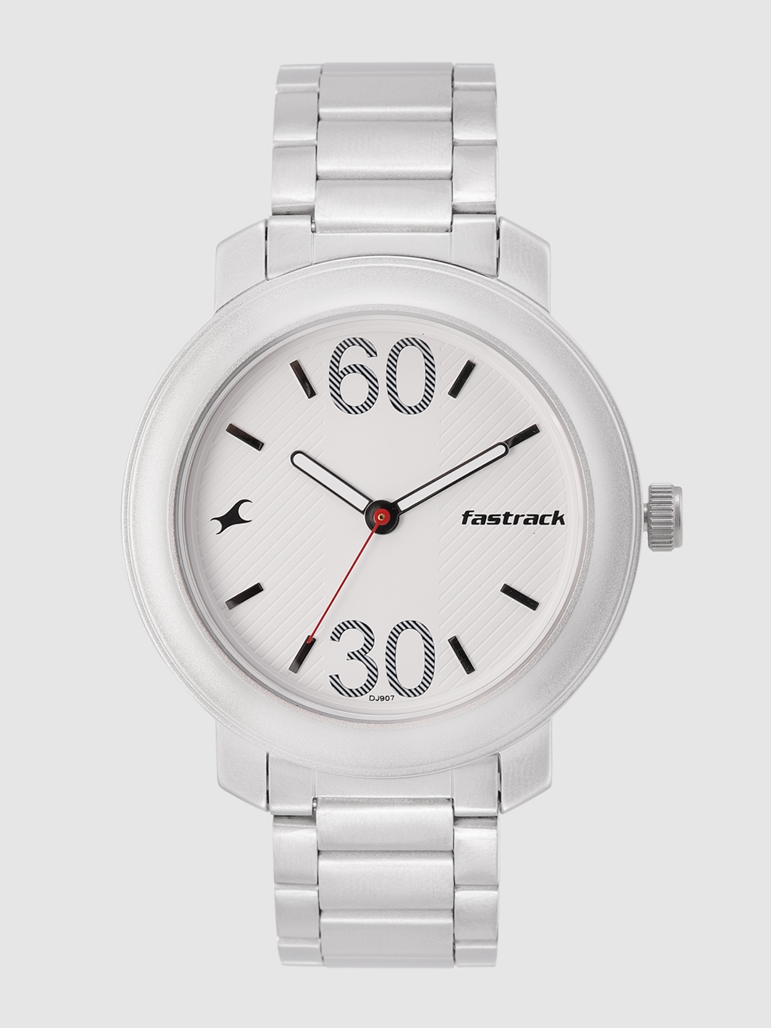 Fastrack Bare Basics Men White Analogue watch 3222SM01