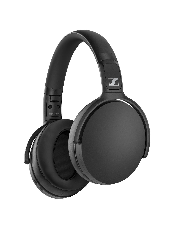 Sennheiser Black HD 350 Over Ear Wireless Headphones