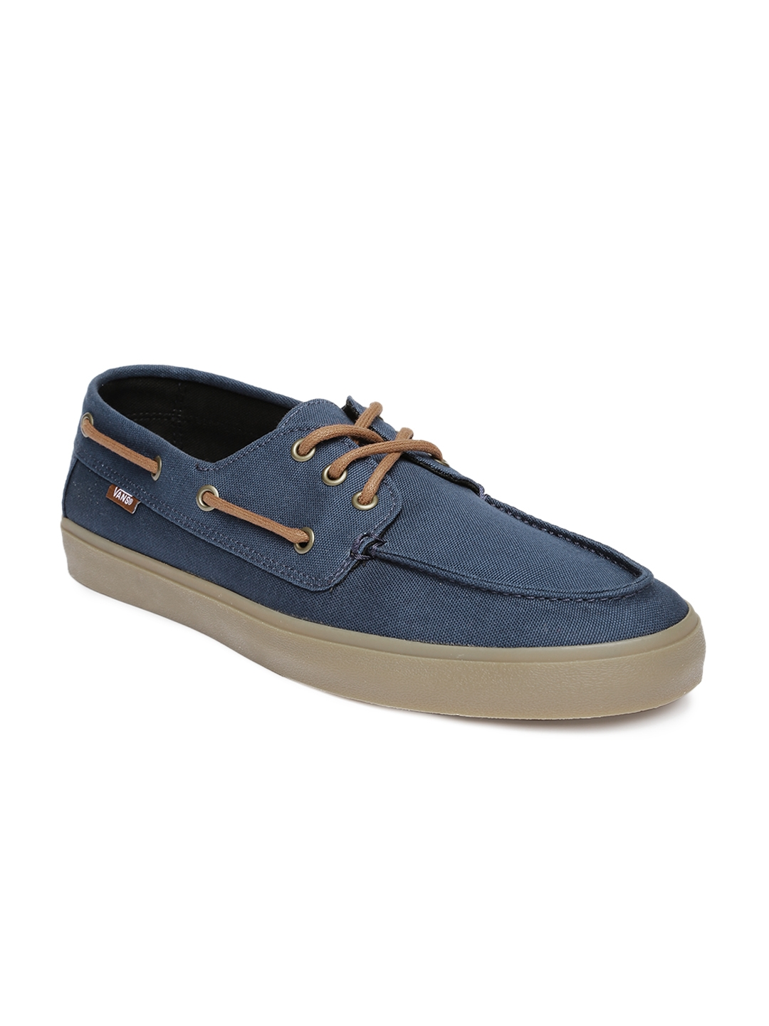 630d2125f093a4 Buy Vans Men Navy Chauffeur SF Boat Shoes - Casual Shoes for Men ...