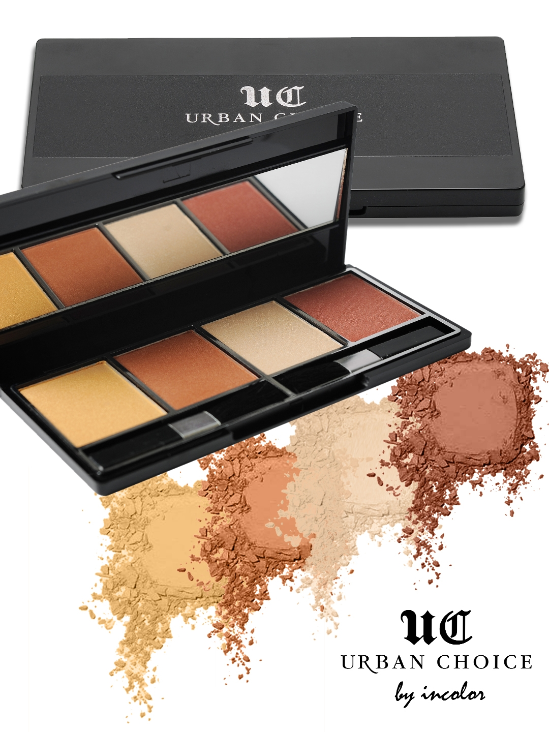INCOLOR 4 in 1 Blusher 01 22g