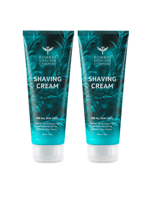 Bombay Shaving Company Set of 2 Shaving Creams 100 grams