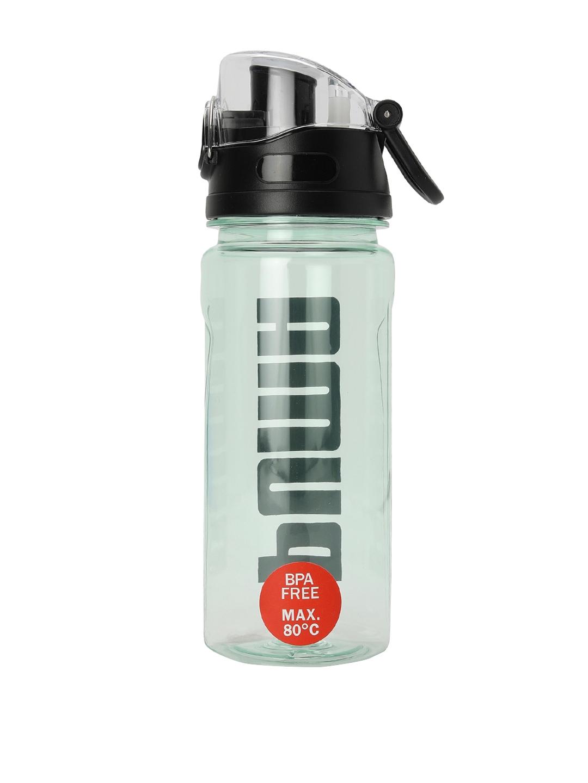 Puma Unisex Sea Green   Black TR Sportstyle Water Bottle 600 ml