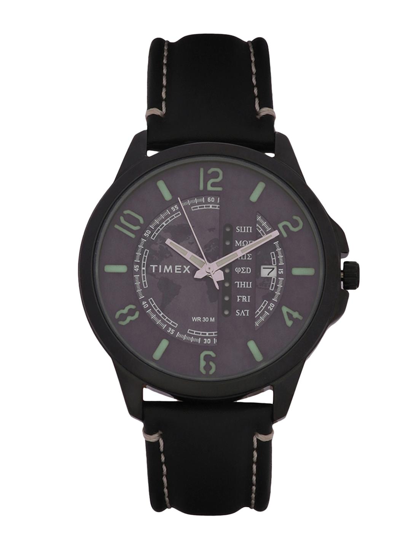 Timex Men Grey Analogue Watch