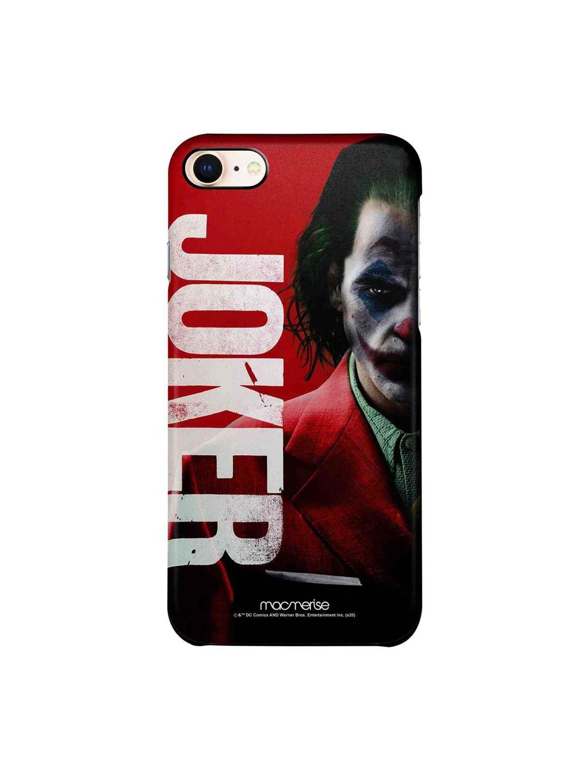 macmerise Red   Black Clown Prince iPhone 8 Pro Case