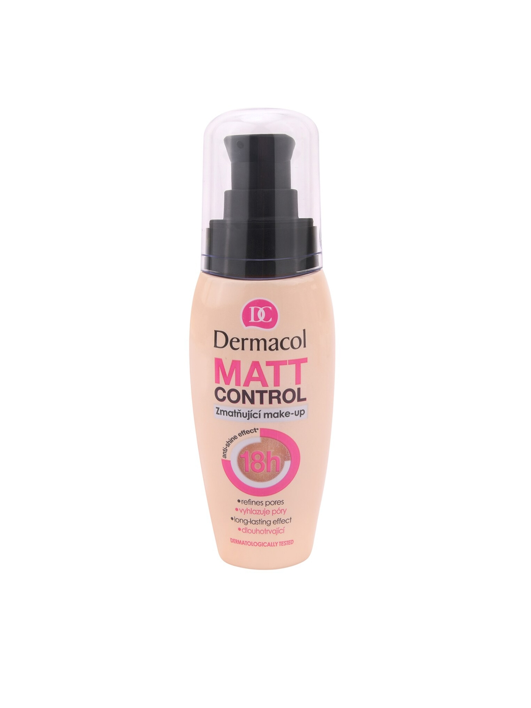 Dermacol Women Long Lasting   Water proof Foundation NO.2