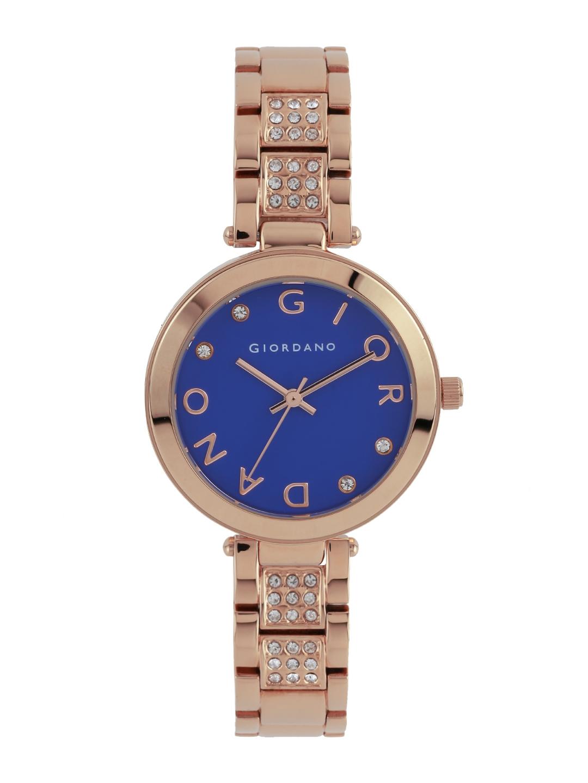 GIORDANO Women Blue Dial Watch A2040 33