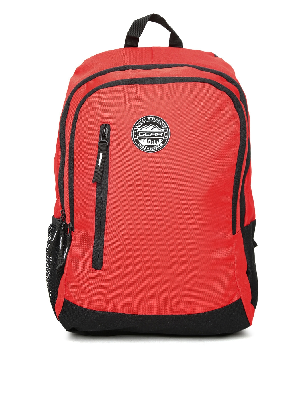 Gear Unisex Orange   Black Eco 4 Waterproof Backpack
