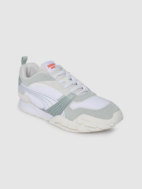 Puma Women Grey Kyron Wild Beasts Sneakers