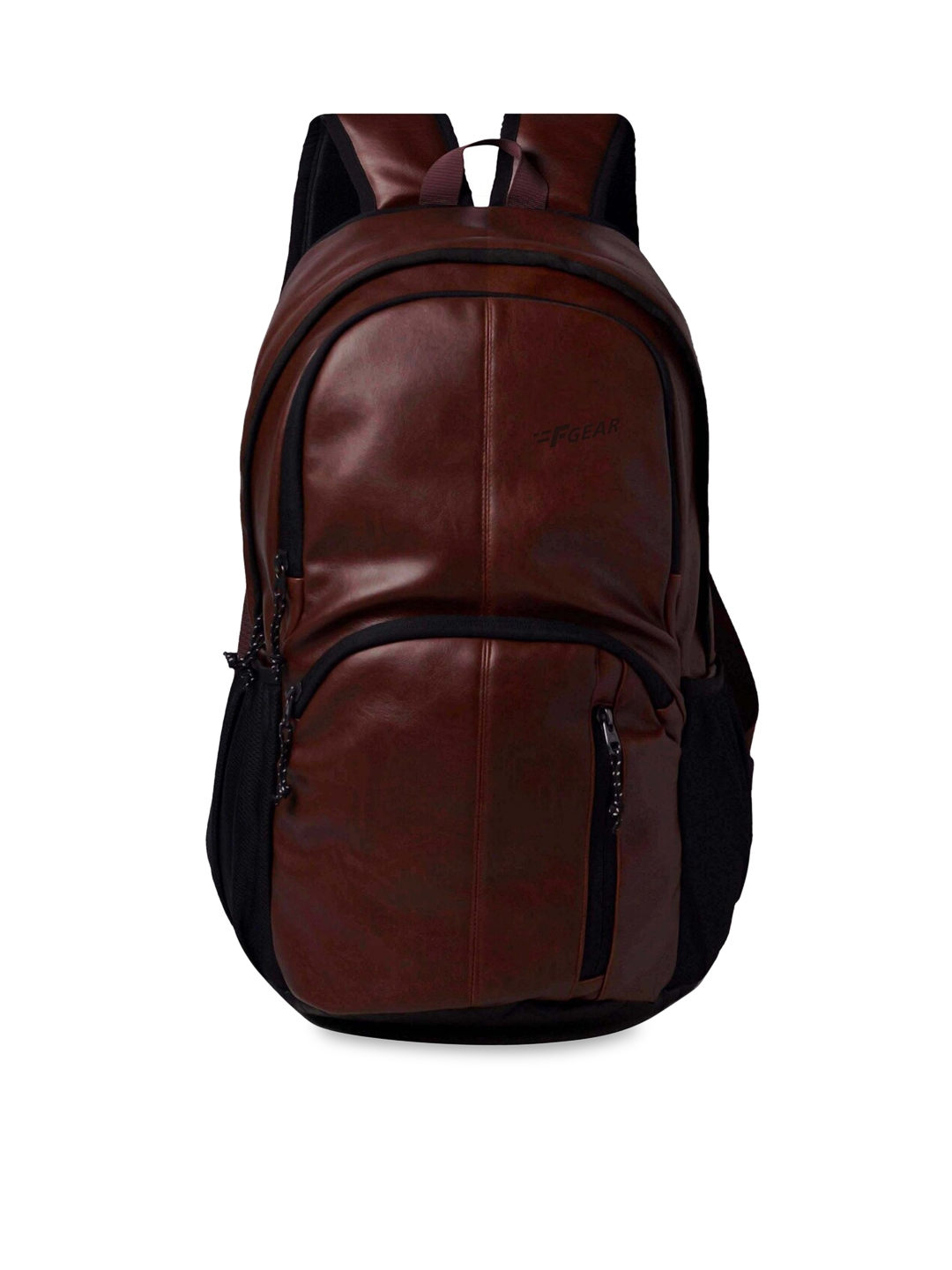 F Gear Unisex Brown Solid 28 L Backpack