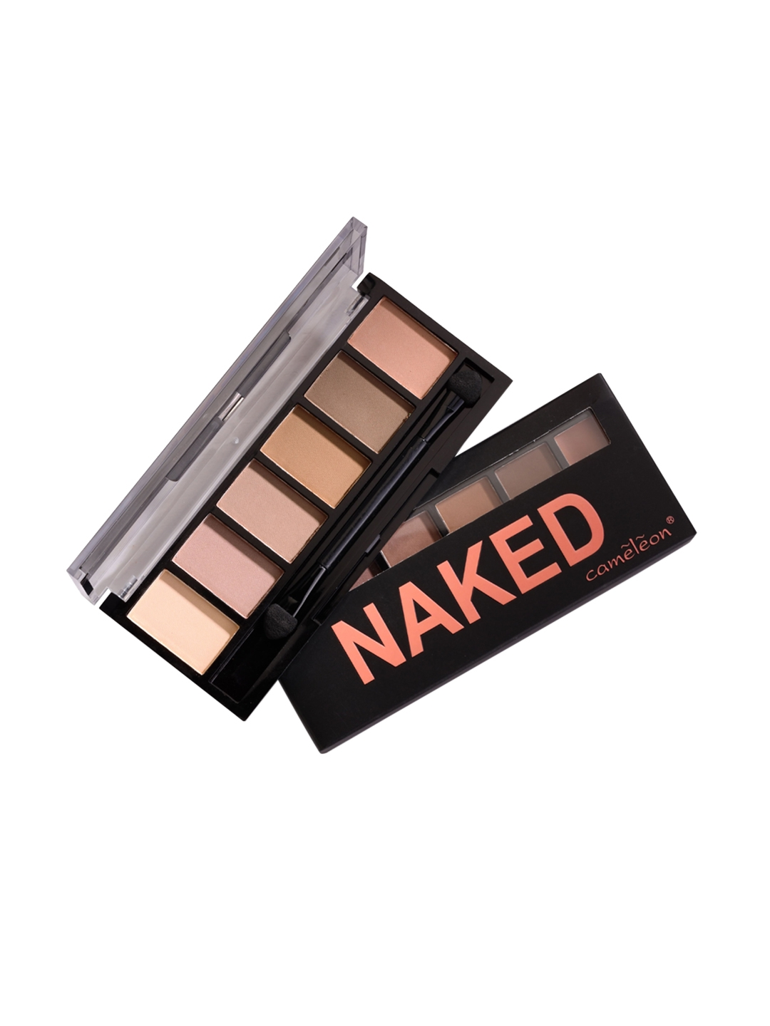 Cameleon 6 in 1 Naked Eyeshadow Palette With Brush