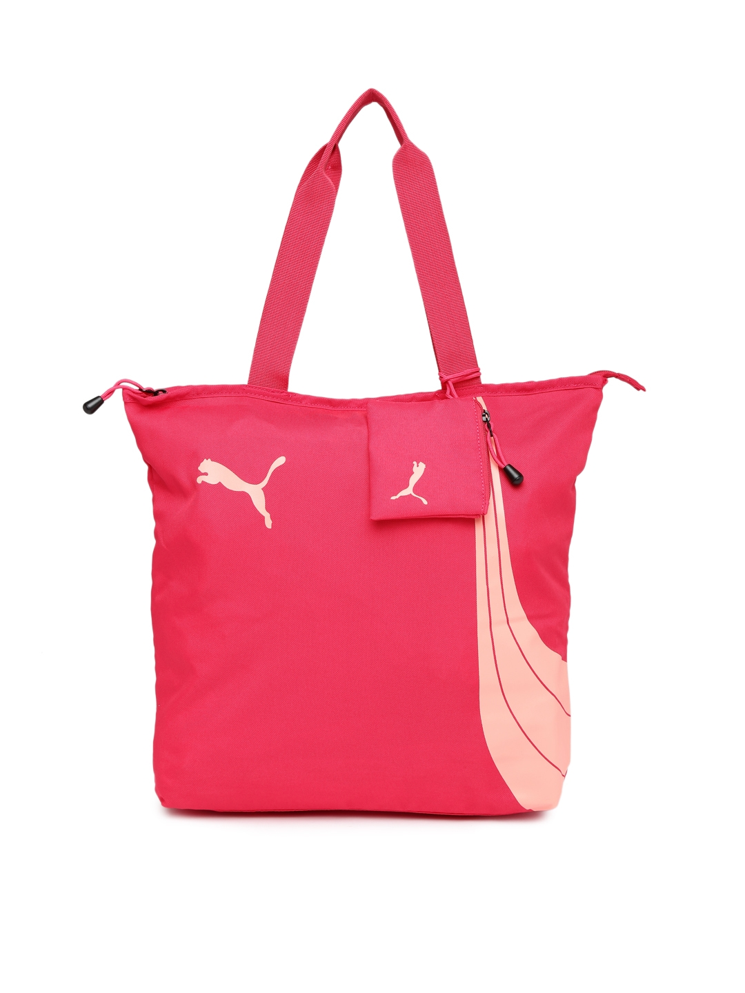puma shoulder bag pink on sale   OFF44% Discounts 42405c798b500