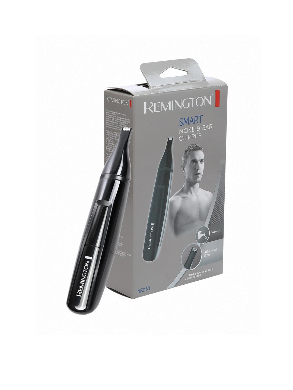 Remington Men Black Nose   Ear Trimmer