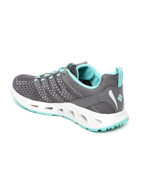 83d4c0f90a51 Buy Columbia Women Grey Drainmaker III Outdoor Walking Sports Shoes ...