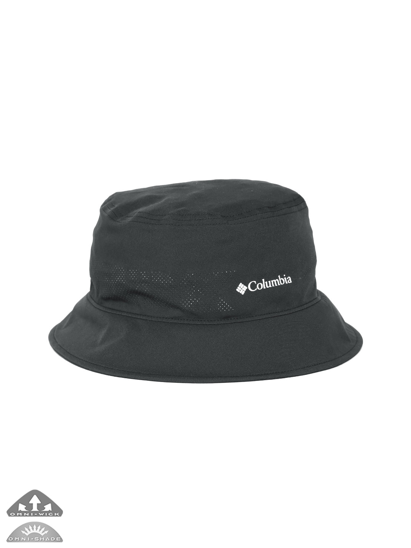 7124e24f17d967 Buy Columbia Unisex Black Silver Ridge Bucket II Hat - Hat for ...