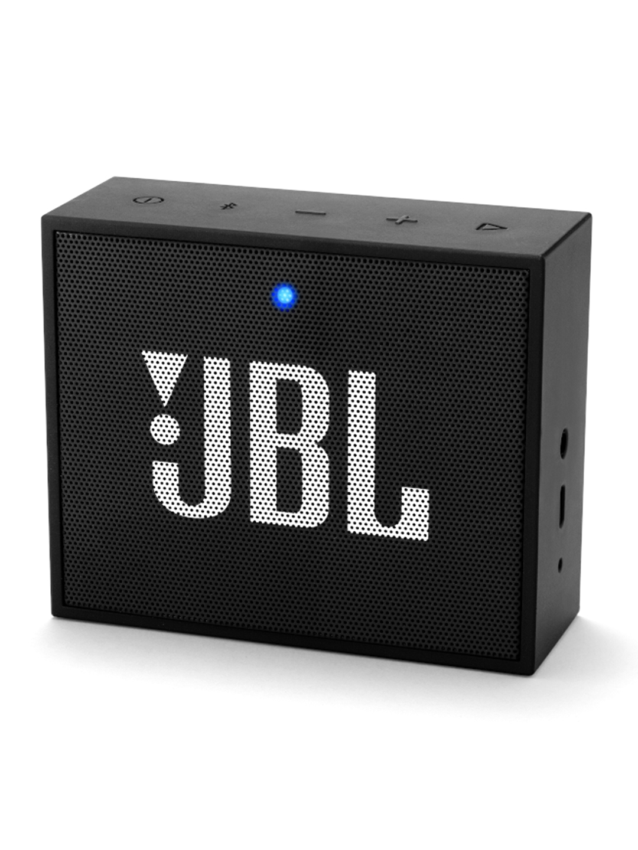 JBL Black Go Plus M Portable Bluetooth Speaker with Mic