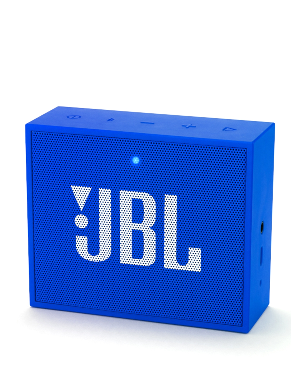 JBL Blue Go Plus Portable Bluetooth Speaker with Mic