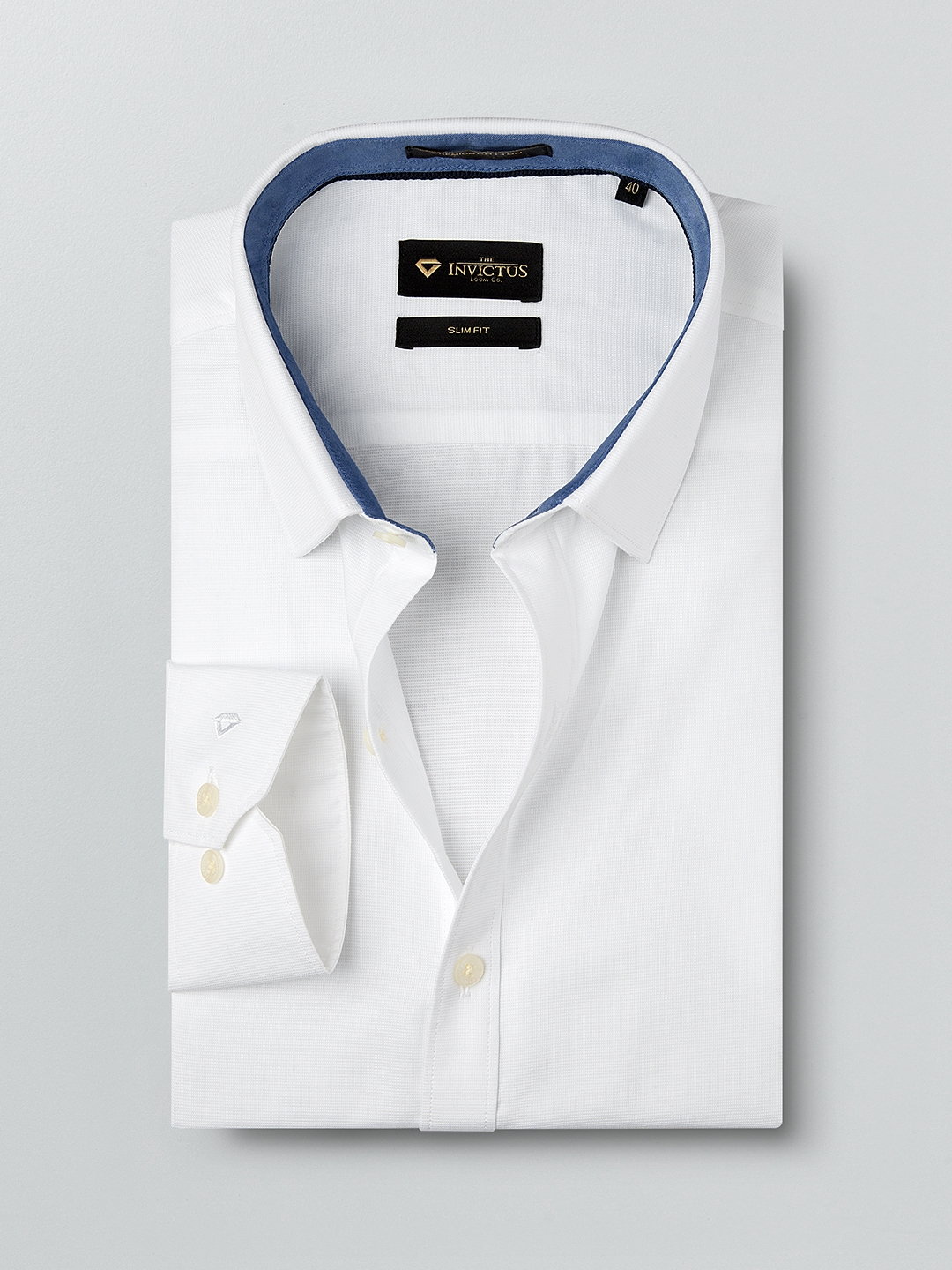 64b64ee586d959 Slim Fit White Dinner Shirt – EDGE Engineering and Consulting Limited