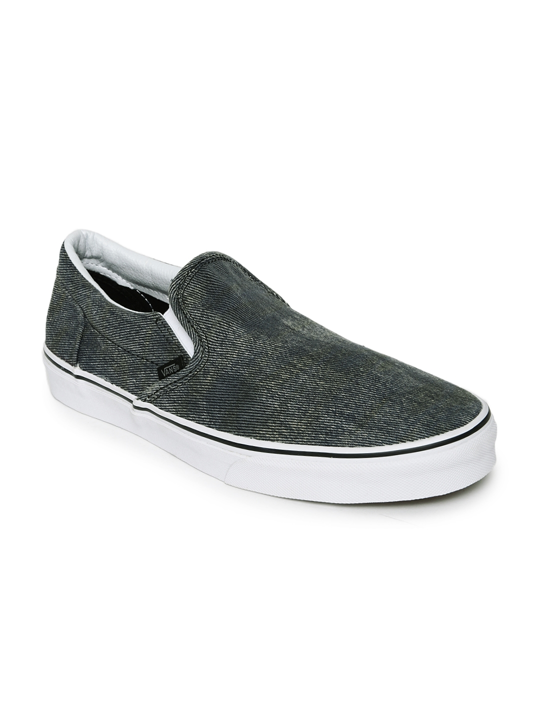 Buy Vans Men Blue Acid Washed Classic Slip Ons - Casual Shoes for ... faebe83cf