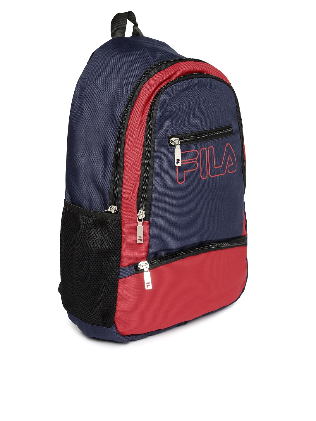 afb8d2c70a89 Buy FILA Unisex Navy   Red Laptop Backpack - Backpacks for Unisex ...