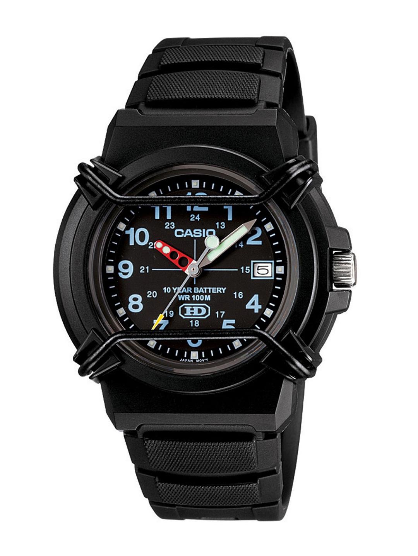 CASIO Youth Series Men Black Dial Analog Watch HDA 600B 1BVDF   A508