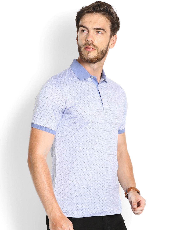 b151a471 Buy Blackberrys Blue Slim Fit Polo T Shirt - Tshirts for Men 1323277 ...