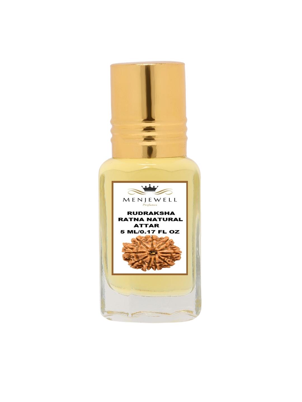 Menjewell Rudraksha Ratna Natural Floral Attar 5 ml