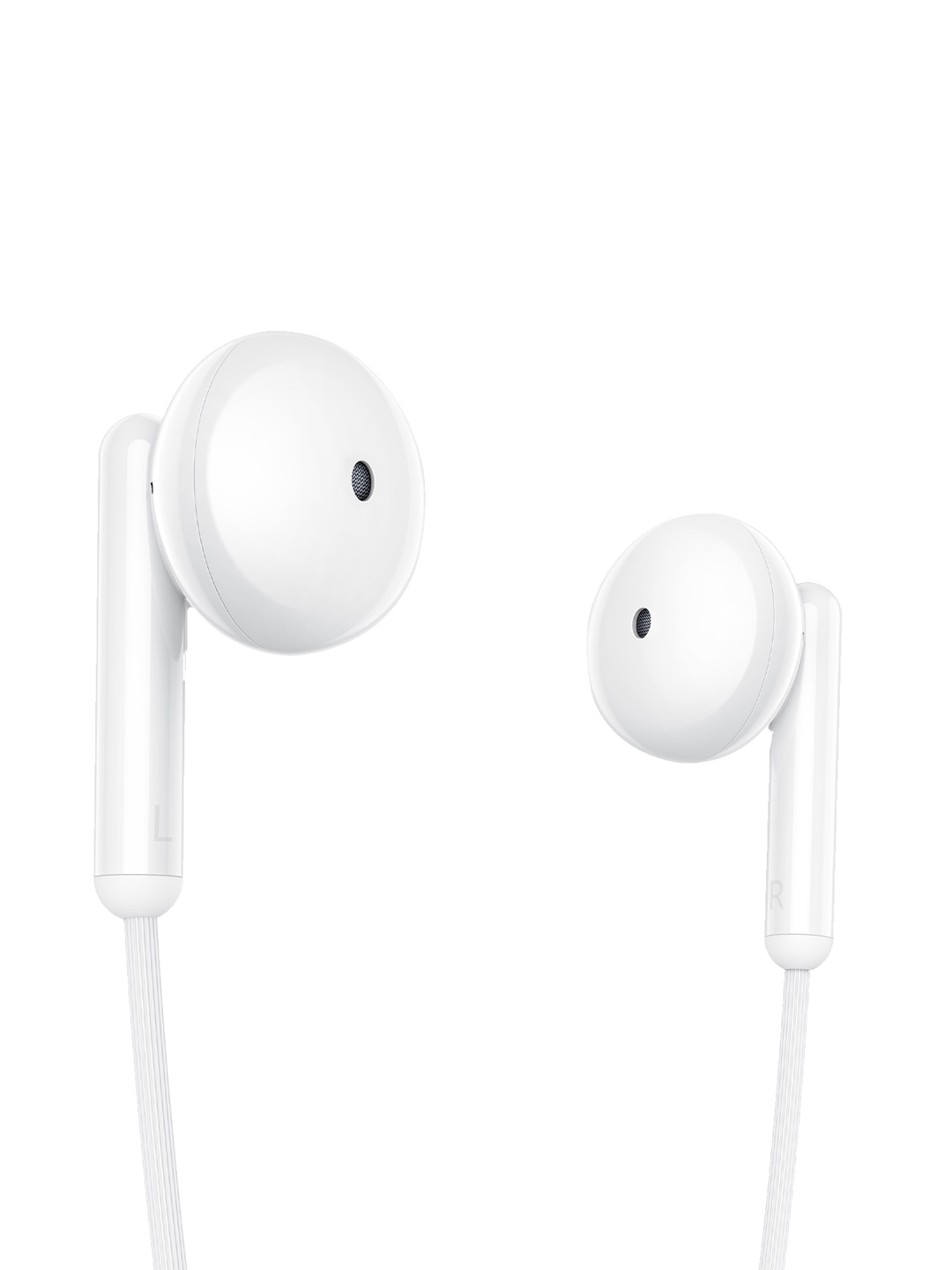 Realme White Buds Classic RMA2001 Wired Earphones with HD Microphone