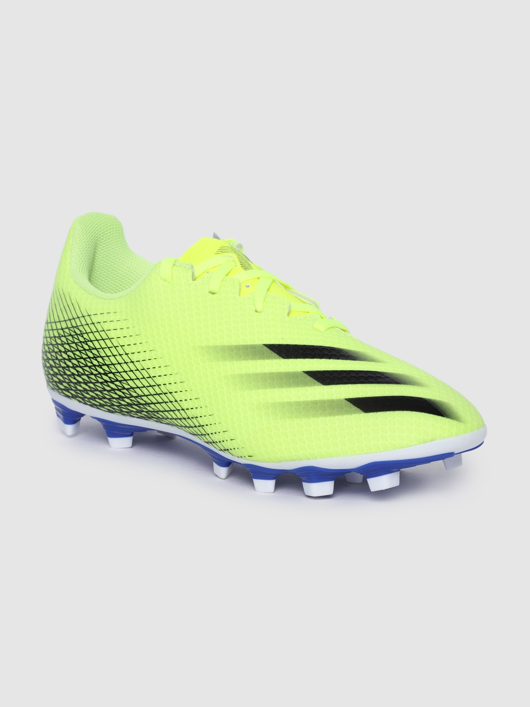 ADIDAS Men Yellow X GHOSTED Football Shoes