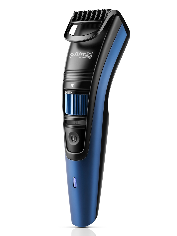 Groomiist Men Blue   Black Copper Series Corded/Cordless Beard Trimmer CS 555