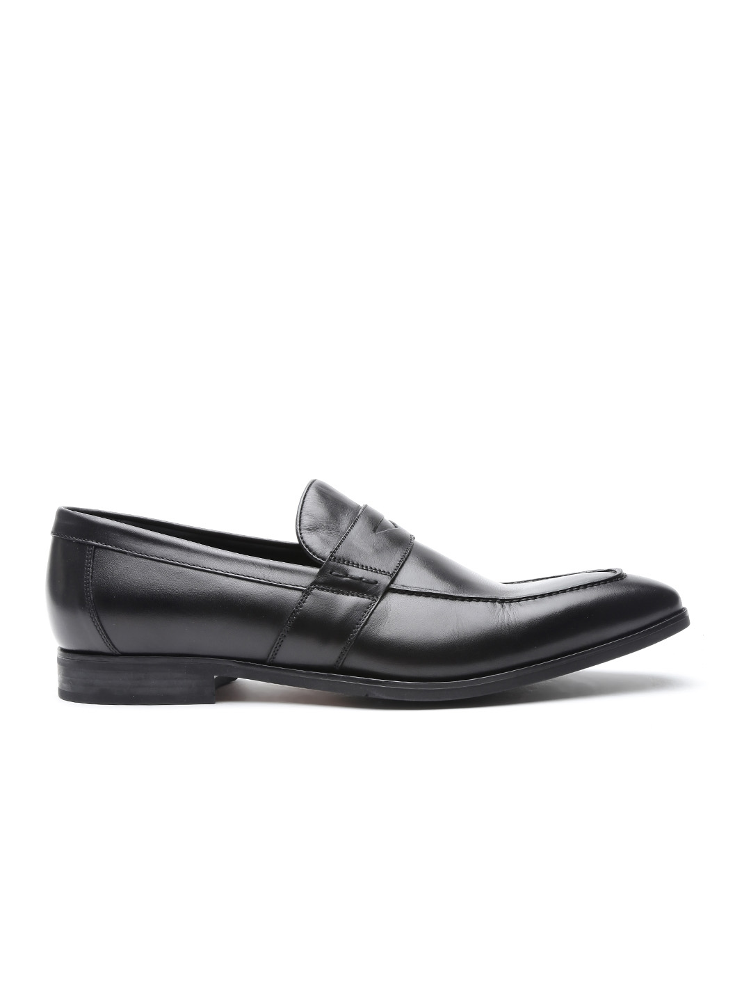 2d7a659c48 Buy GEOX Respira Men Black Breathable Italian Patent Leather Formal ...