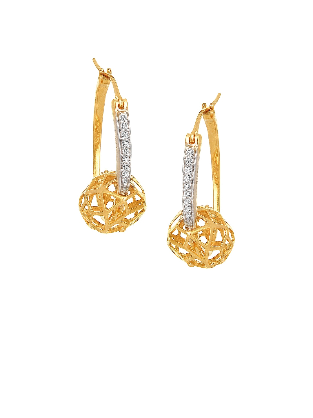 Gold Earrings For Women Tanishq | www.pixshark.com ...